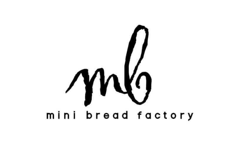 Mini bread factory logo