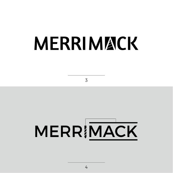 Merrimack Logo Variation 2