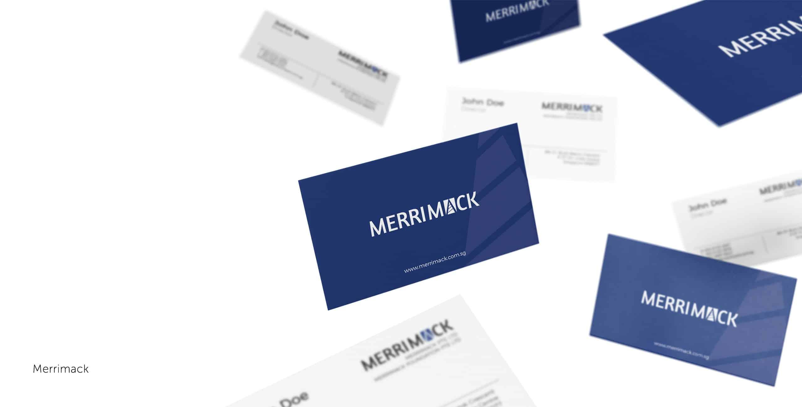 merrimack portfolio banner