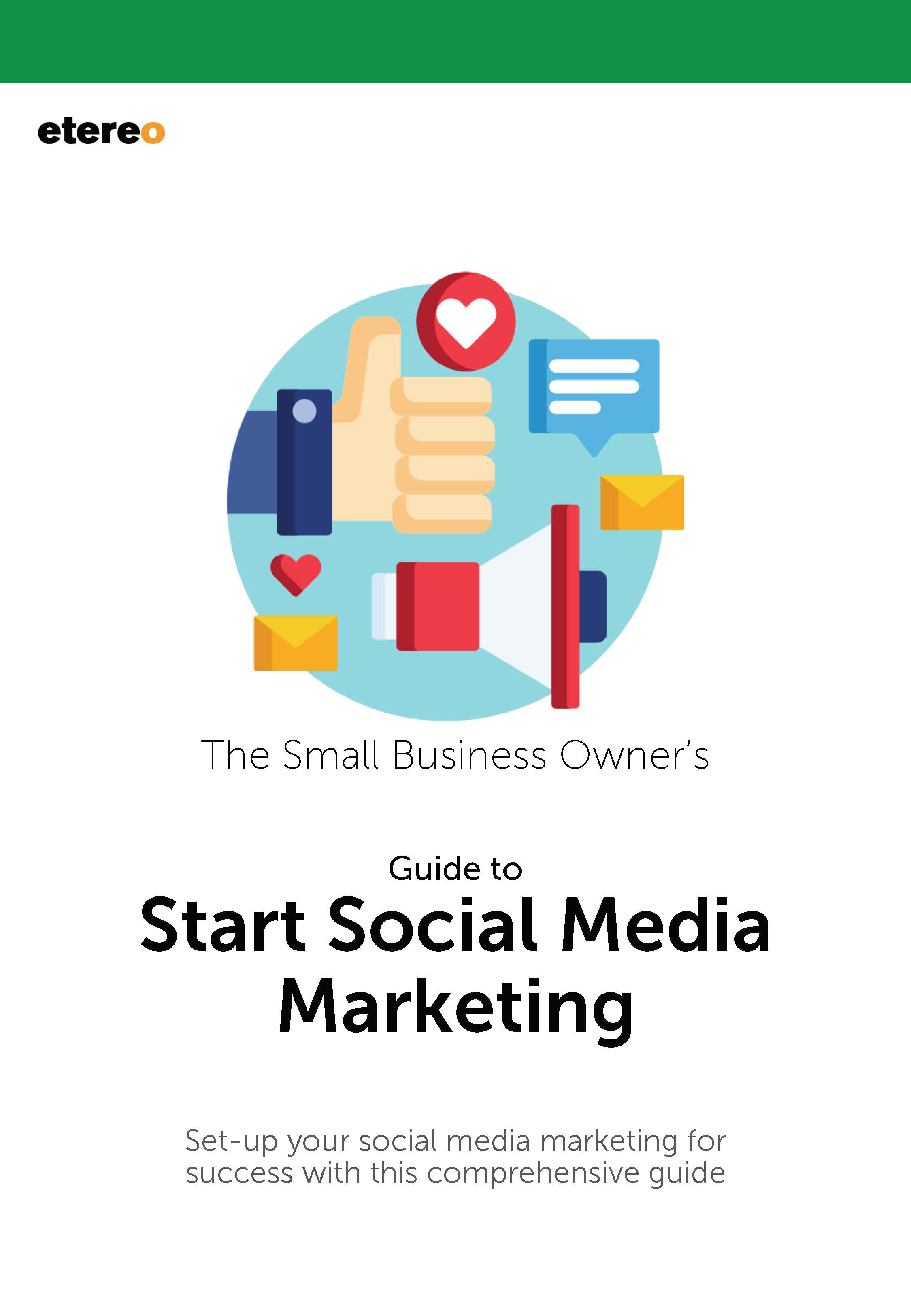 Checklist for business owners to start social media marketing